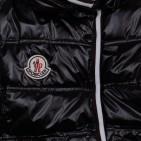 Фото: Пальто удлиненное с капюшоном (артикул O 10177-black) - изображение 7