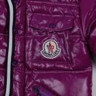 Фото: Детская зимняя куртка с капюшоном (артикул O 10176-violet) - изображение 7