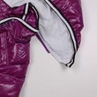 Фото: Детская зимняя куртка с капюшоном (артикул O 10176-violet) - изображение 8