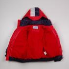 Фото: Синтипоновая зимняя куртка с капюшоном (артикул O 10179-red) - изображение 5
