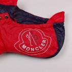 Фото: Синтипоновая зимняя куртка с капюшоном (артикул O 10179-red) - изображение 7