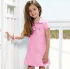 Фото: Платье Polo с плиссированной  юбкой (артикул RL 50002-light pink) - изображение 7