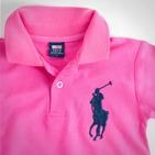 Фото: Футболка Big Polo (артикул RL 40001-pink) - изображение 5
