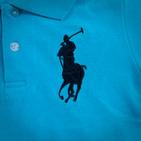 Фото: Футболка Big Polo (артикул RL 40001-lazure) - изображение 5