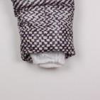 Фото: Детский пуховой костюм для зимы (артикул O 70036-grey) - изображение 15