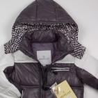 Фото: Детский пуховой костюм для зимы (артикул O 70036-grey) - изображение 8