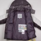 Фото: Детский пуховой костюм для зимы (артикул O 70036-grey) - изображение 10