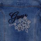 Фото: Куртка джинсовая с капюшоном (артикул Gs 10003-jeans) - изображение 6