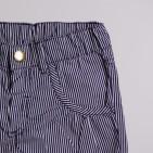 Фото: Короткие шорты для девочки (артикул O 60076-stripes) - изображение 5