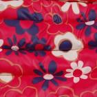 Фото: Красный жилет для девочки с цветочным принтом (артикул Gp 10008-red) - изображение 7