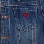 Фото: Куртка с трикотажным капюшоном (артикул Gs 10004-jeans) - изображение 5