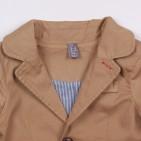 Фото: Классический пиджак бежевого цвета мальчику (артикул Z 10119-beige) - изображение 7