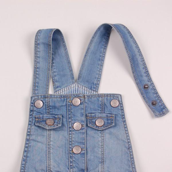 Детский сарафан из джинсов доставка
