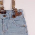 Фото: Soul & Glory. Джинсовые шорты для маленьких мальчиков (артикул O 60082-jeans) - изображение 5