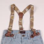 Фото: Soul & Glory. Джинсовые шорты для маленьких мальчиков (артикул O 60082-jeans) - изображение 6