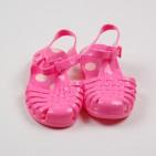Фото: Яркие розовые босоножки  (артикул Sh 10050-pink) - изображение 5