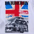 Фото: Кофточка  с большим флагом Великобритании (артикул В 30058-white) - изображение 5