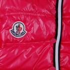 Фото: Пальто зимнее удлинённое кораллового цвета (артикул O 10177-coral) - изображение 6