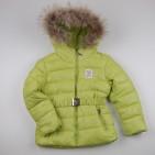 Фото: Зимний костюм Богнер для девочки (артикул O 70051-light green) - изображение 5