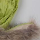 Фото: Зимний костюм Богнер для девочки (артикул O 70051-light green) - изображение 10