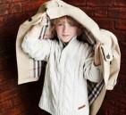 Фото: Брендовая кофта на пуговицах на 6-7 лет (артикул B 20007-white) - изображение 6
