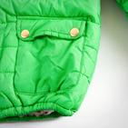 Фото: Куртка укороченная (артикул Z 10006-green) - изображение 5