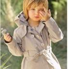 Фото: Плащ без воротника (артикул Z 10008-beige) - изображение 6
