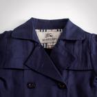 Фото: Куртка-пальто (артикул B 10017-deep blue) - изображение 5