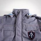 Фото: Куртка зимняя (артикул Gs 10001-grey) - изображение 5