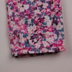 Фото: Цветные детские джинсы с принтом (артикул O 60115-pink flowers) - изображение 6
