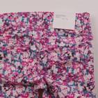 Фото: Цветные детские джинсы с принтом (артикул O 60115-pink flowers) - изображение 7