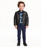 Фото: Темно-синие джинсы для детей (артикул O 60116-dark blue) - изображение 8