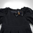 Фото: Платье с длинным рукавом (артикул Z 50026-black) - изображение 5