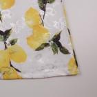 Фото: Детское платье с лимонами  (артикул O 50301-yellow) - изображение 6