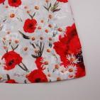 Фото: Платье с маками детское (артикул O 50301-red) - изображение 6