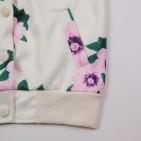 Фото: Стильный бомбер для девочки (артикул O 10245-flowers) - изображение 7