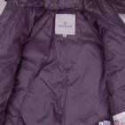 Фото: Зимний костюм с натуральным мехом (артикул O 70050-grey) - изображение 9