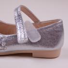 Фото: Туфли королевы Эльзы в серебристом цвете (артикул 1087-silver) - изображение 7