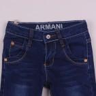 Фото: Стильные детские джинсы Armani (артикул O 60134-dark jeans) - изображение 5