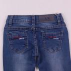 Фото: Синие детские джинсы Armani (артикул O 60130-jeans) - изображение 6