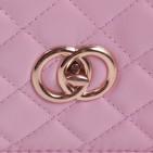 Фото: Розовая сумочка Chanel для девочки (артикул A 30072-light pink) - изображение 6