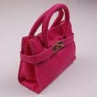 Фото: Розовая сумочка для девочки (артикул A 30036-pink) - изображение 5