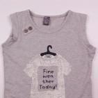 Фото: Повседневный костюм Zara для девочки (артикул Z 50183-grey) - изображение 6