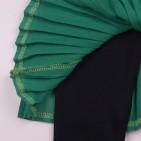 Фото: Стильный костюм для девочки Zara (артикул Z 50190-green) - изображение 9