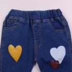 Фото: Джинсы Zara для девочки (артикул Z 60259-jeans) - изображение 5