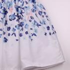 Фото: Платье для девочки с цветочным принтом Marc Jacobs (артикул O 50325-flowers) - изображение 7