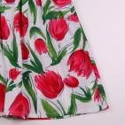 Фото: Туника Marc Jacobs для девочки (артикул O 50335-flowers) - изображение 6