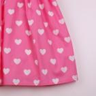 Фото: Яркое платье для девочки Marc Jacobs (артикул O 50320-pink) - изображение 6