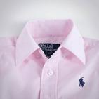 Фото: Рубашка классическая (артикул RL 30007-light pink) - изображение 6