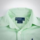 Фото: Рубашка классическая (артикул RL 30007-light green) - изображение 6